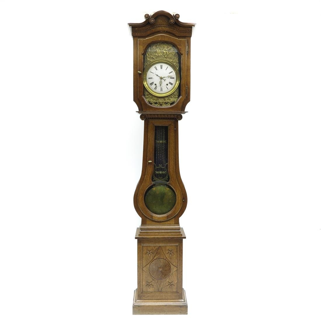19th Century French Standing Clock