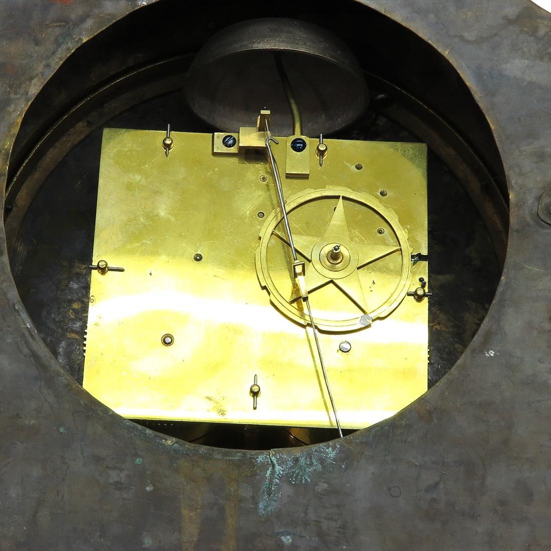French Cartel Clock Signed Lepaute Horloger du Roi - 6