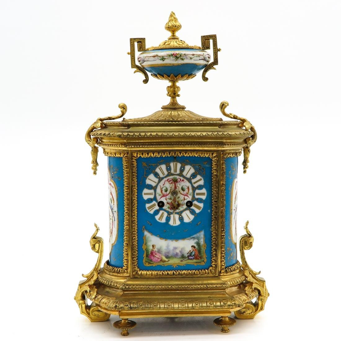 19th Century French Pendule