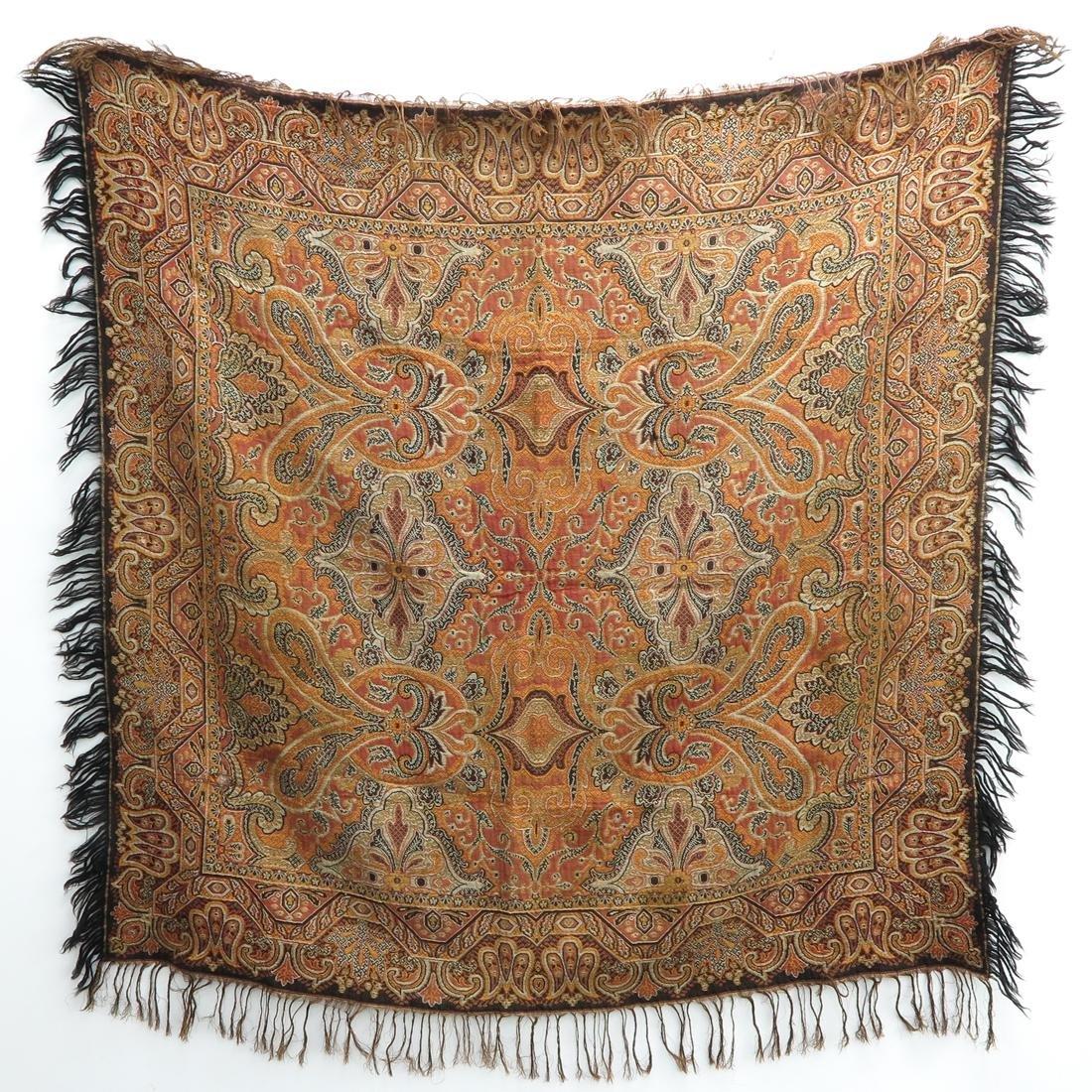 Fabric Covering or Worteldoek