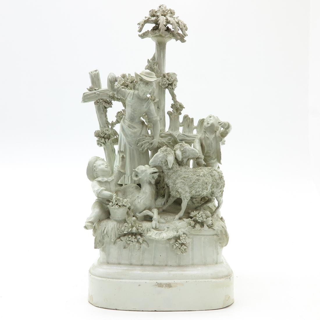 Sculpture Signed GBM Milano