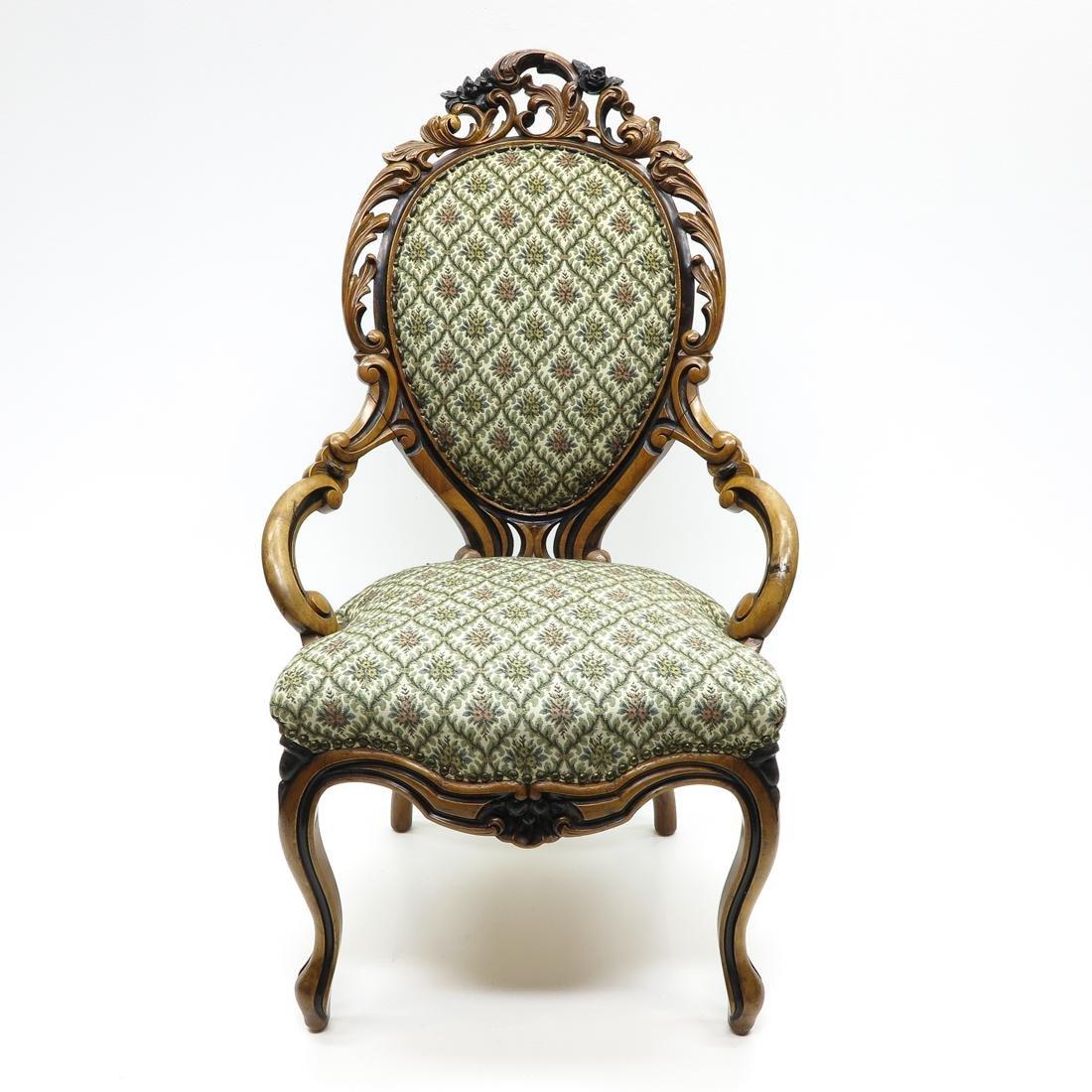 19th Century Arm Chair
