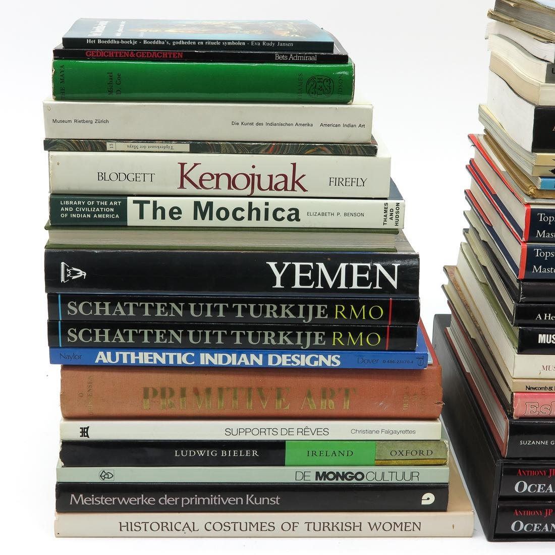 Diverse Lot of Books - 2