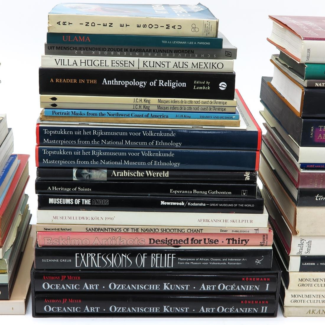 Diverse Lot of Books - 3