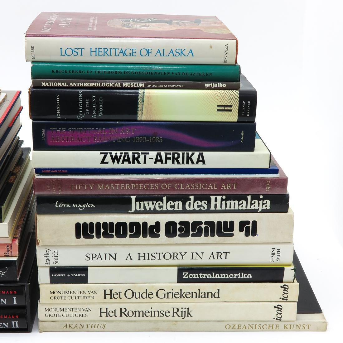 Diverse Lot of Books - 4