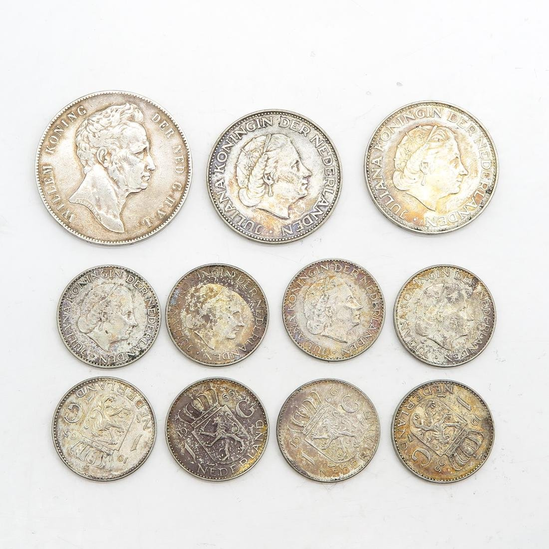 Diverse Lot of Silver Coins