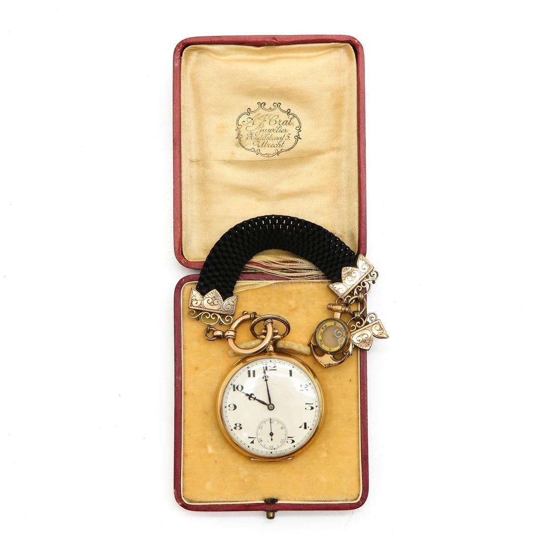 14KG Pocket Watch