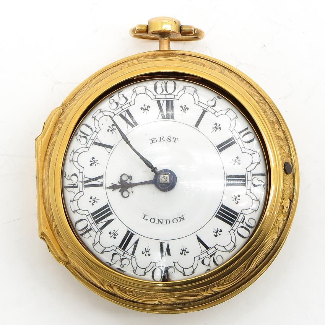18th Century 18KG Pocket Watch