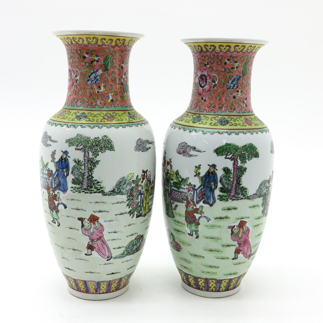 Pair of Vases - 3