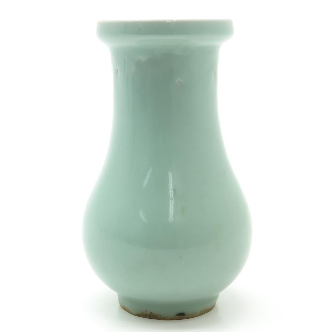 Celadon Vase