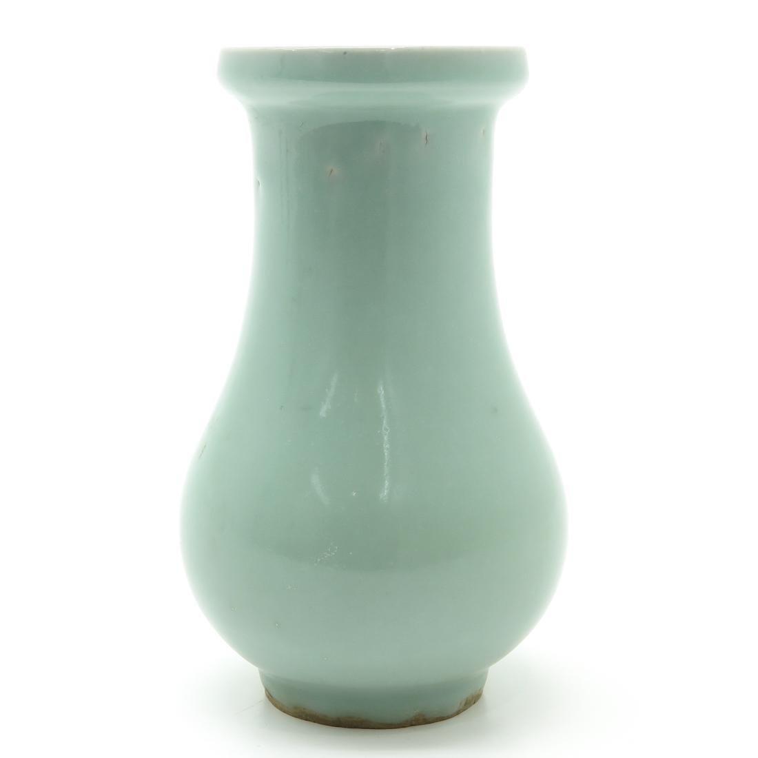 Celadon Vase - 2