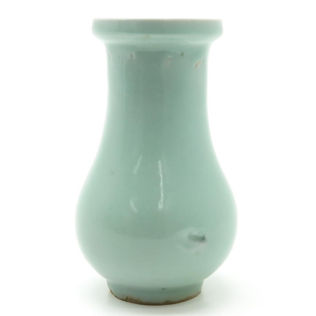 Celadon Vase - 3
