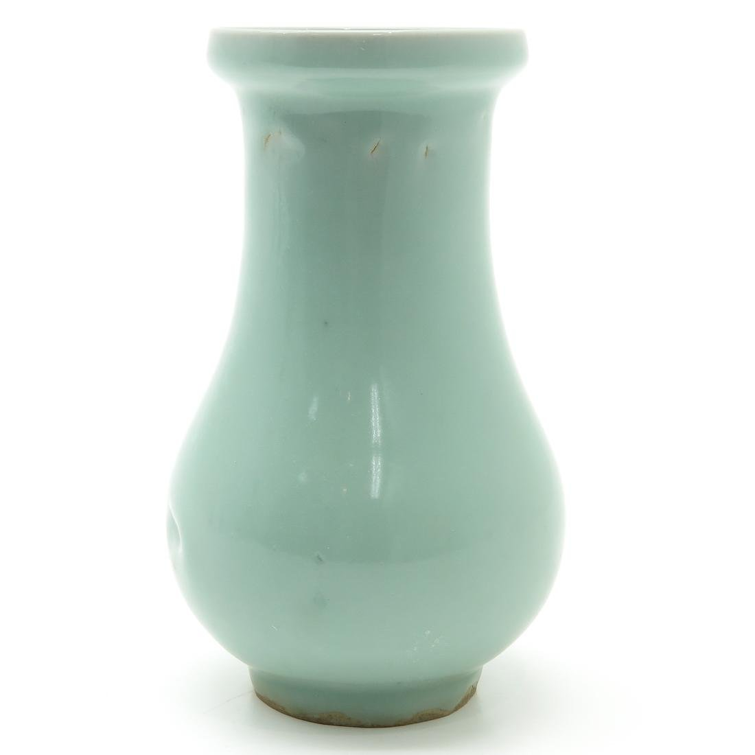 Celadon Vase - 4