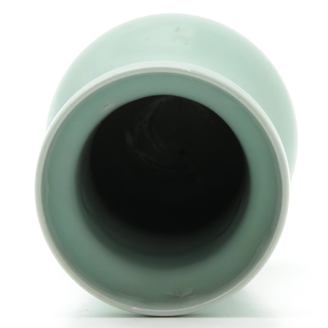 Celadon Vase - 5