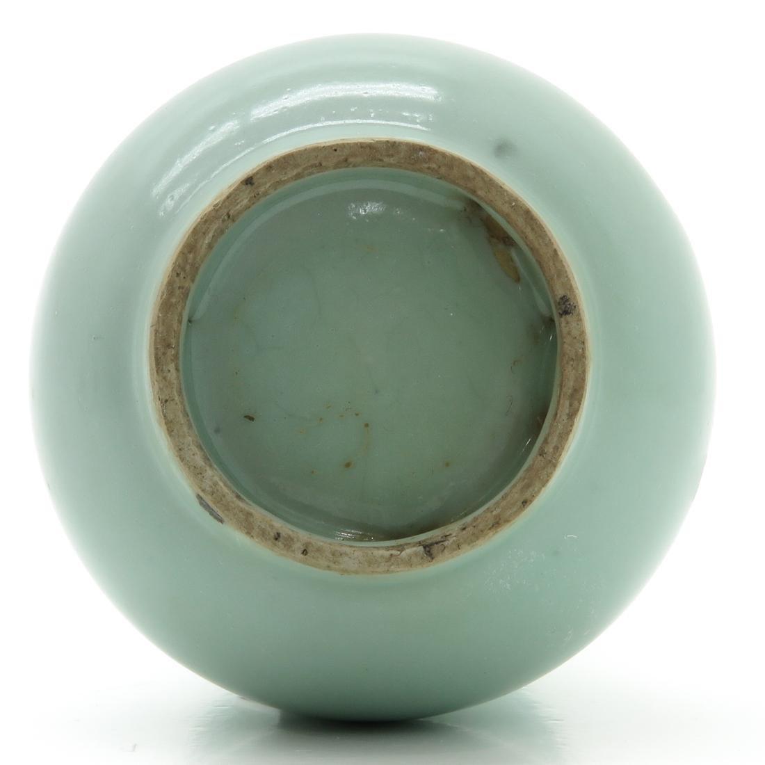 Celadon Vase - 6