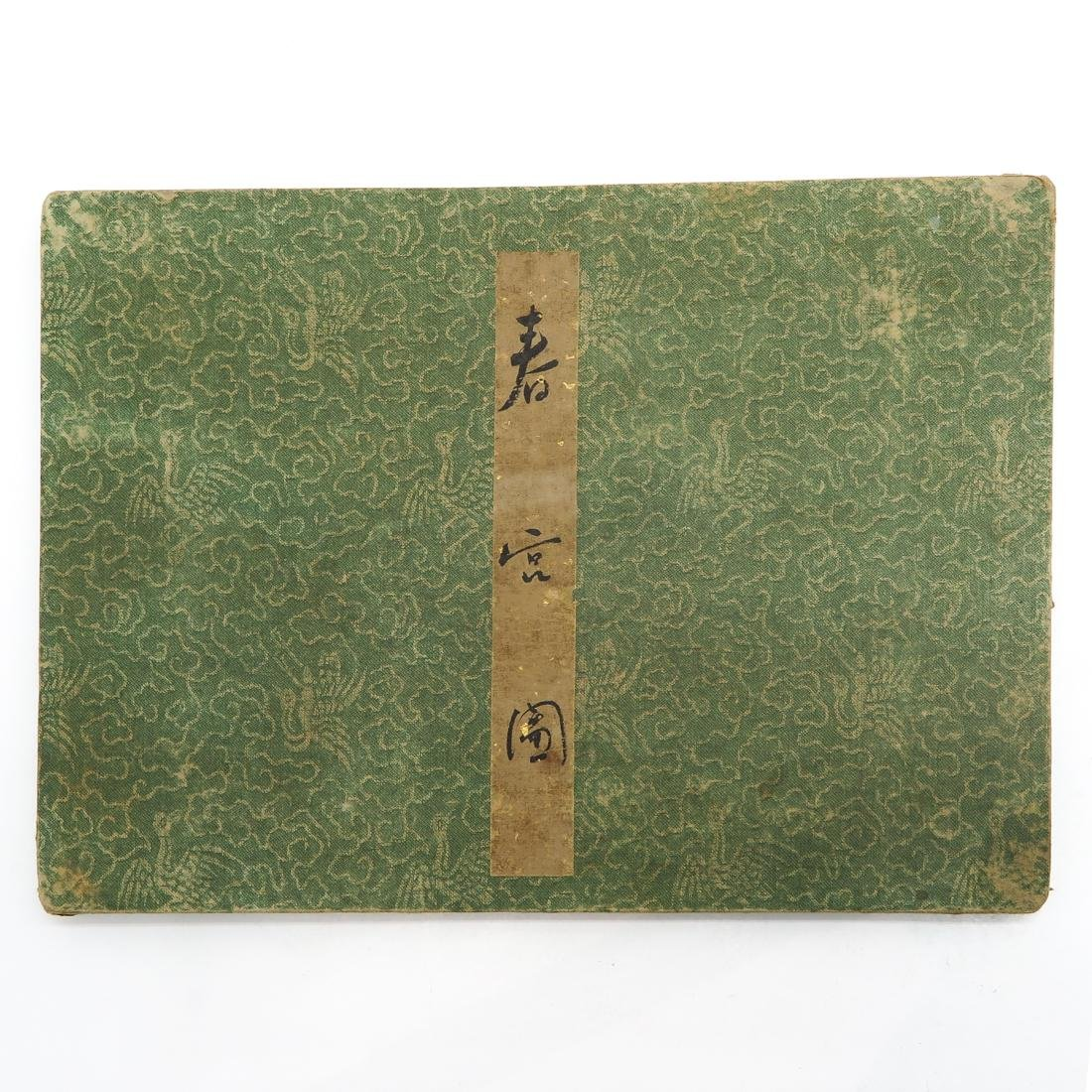 Book of Chinese Erotic Scenes