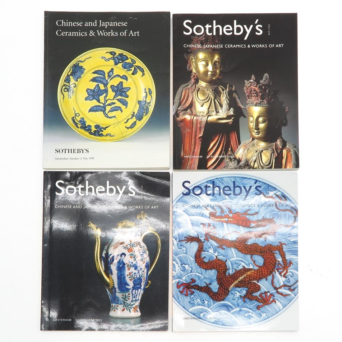 Lot of Sotheby's Asian Subject Auction Catalogs - 6