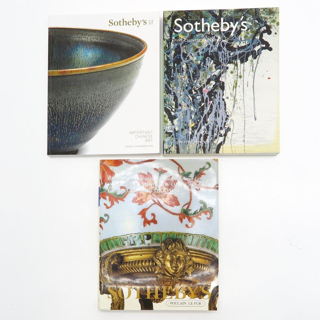 Lot of Sotheby's Asian Subject Auction Catalogs - 5