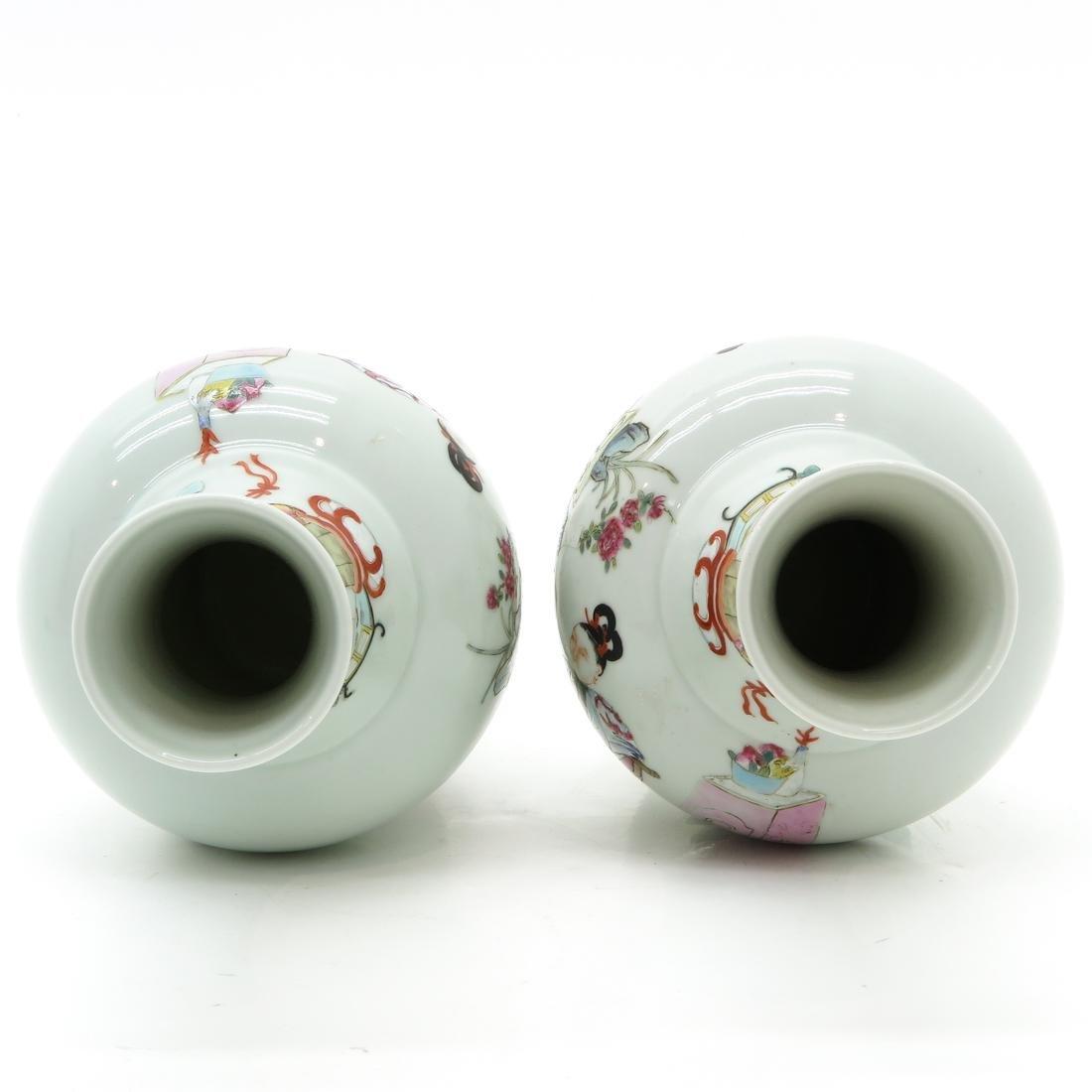 Pair of Vases - 5