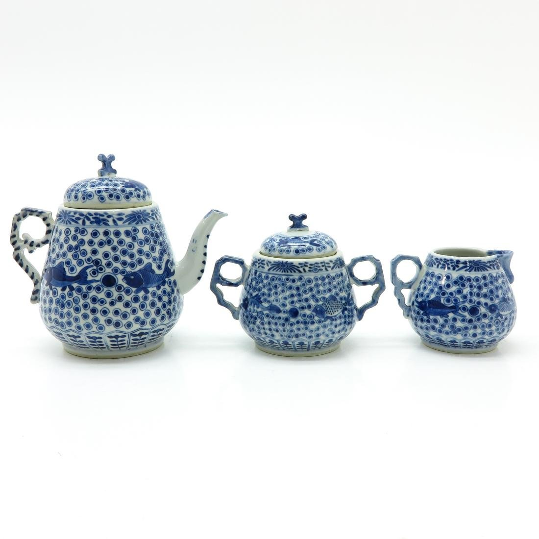 Tea Set - 3