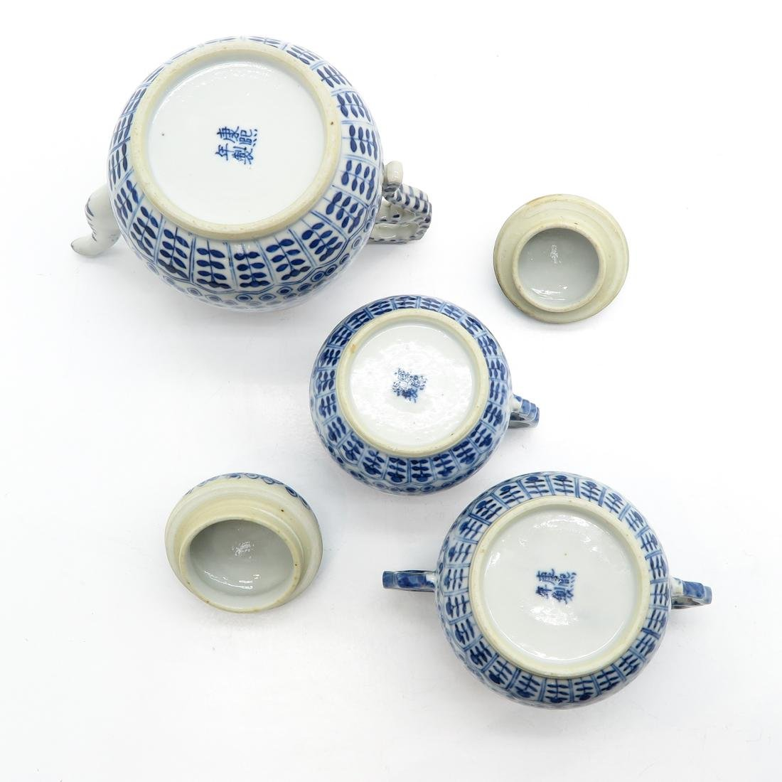 Tea Set - 6