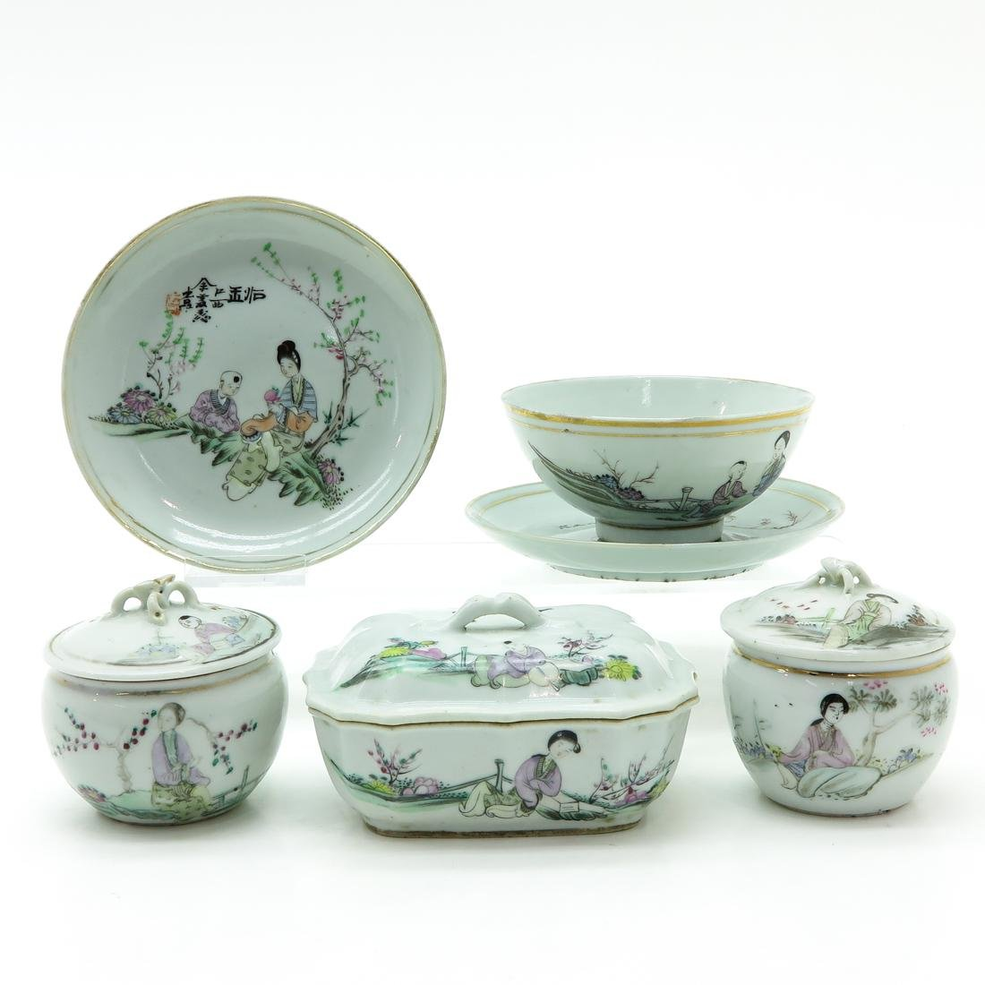 Diverse Lot of Porcelain