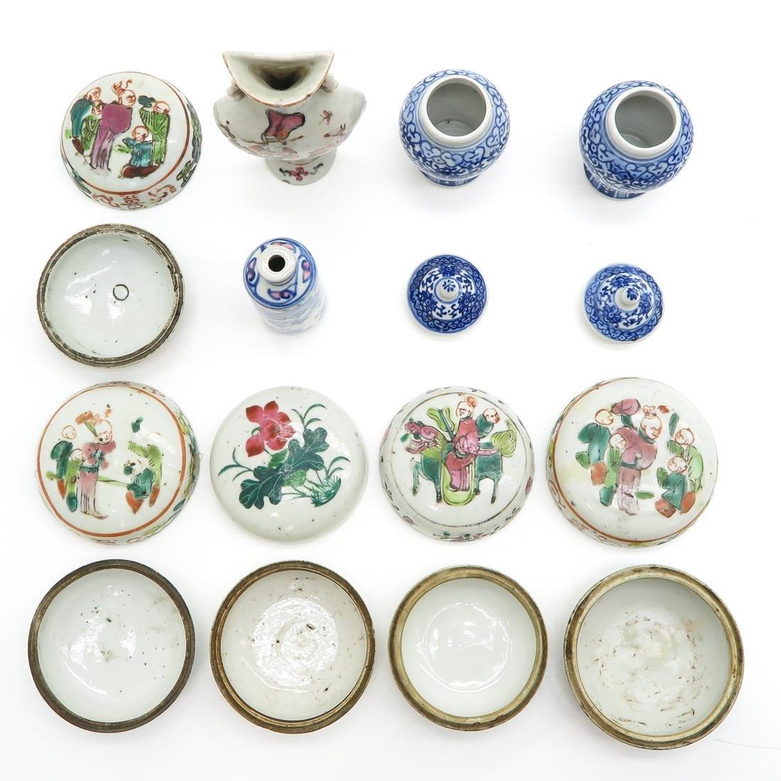 Diverse Lot of Porcelain - 5