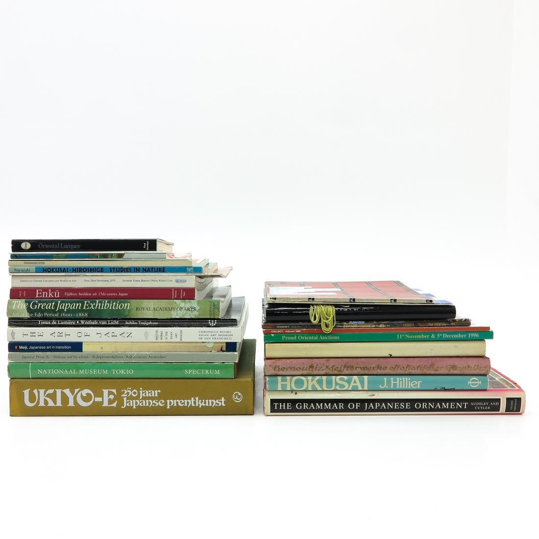 Diverse Lot of Books