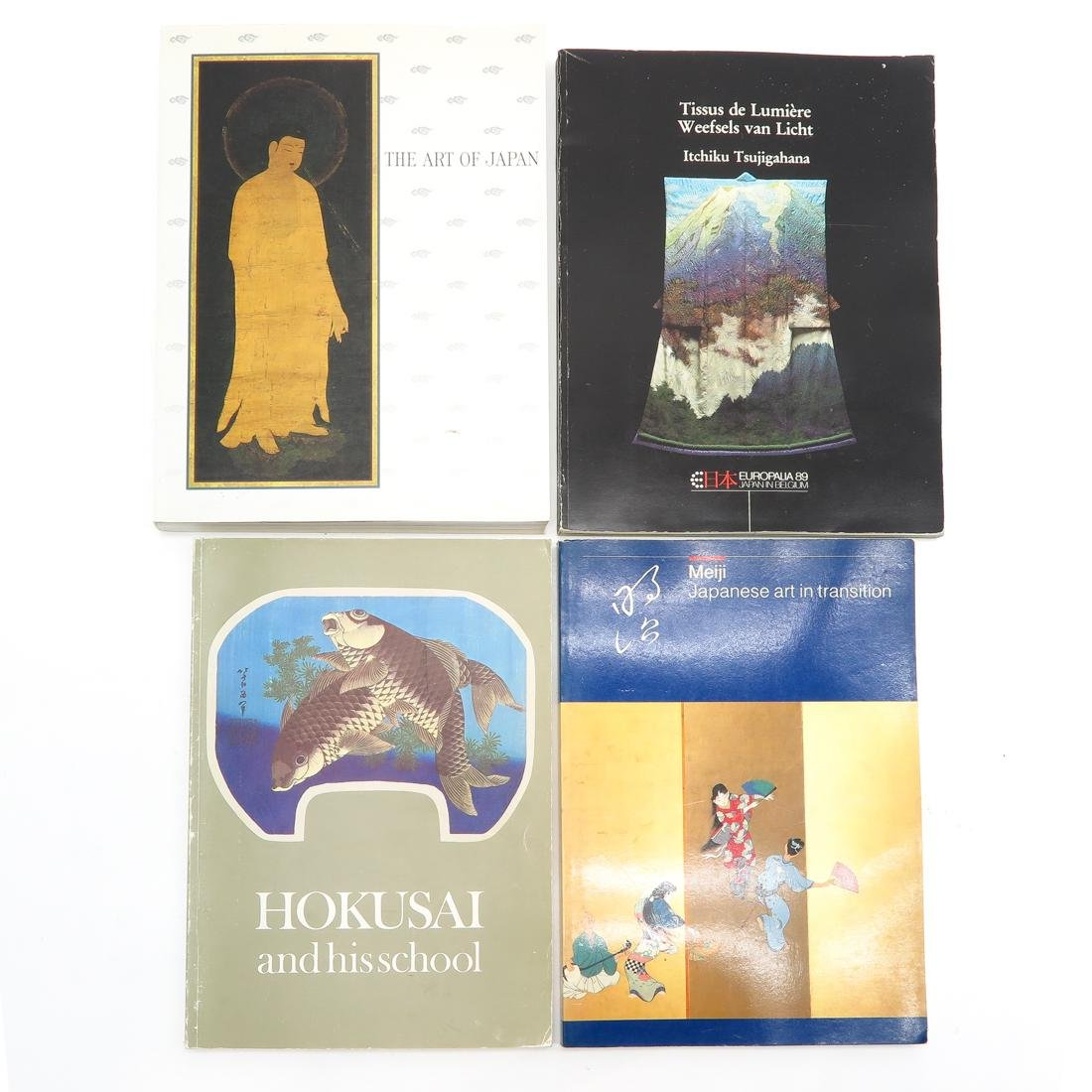 Diverse Lot of Books - 5