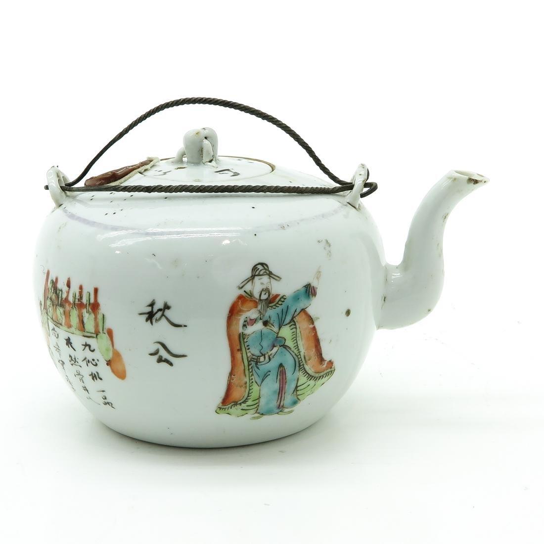 Teapot - 3
