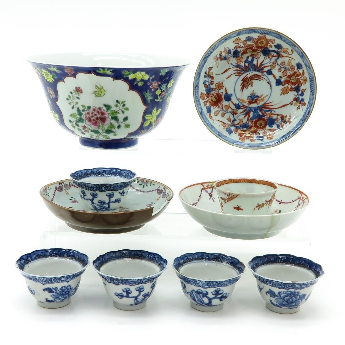 Diverse Lot of China - 3