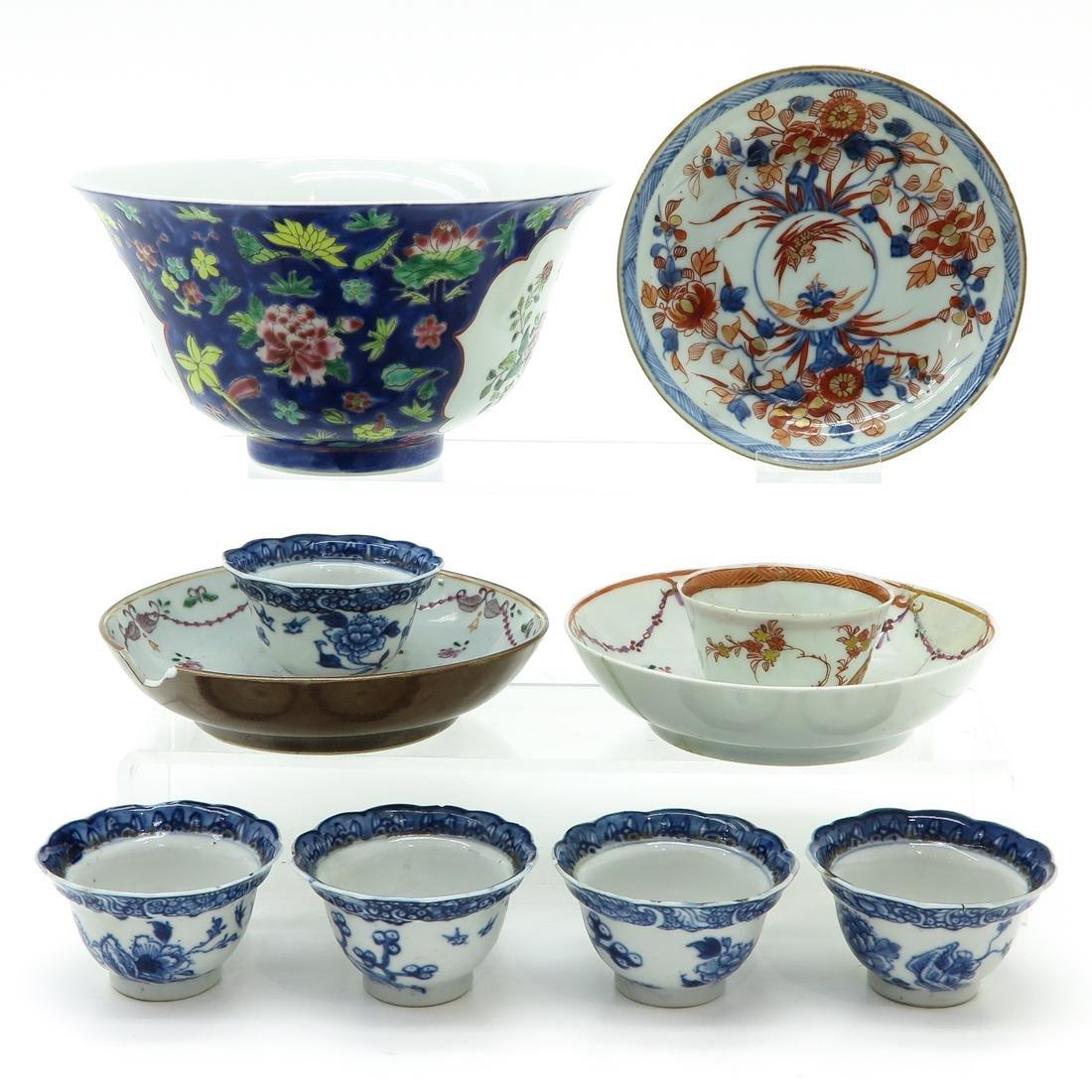 Diverse Lot of China - 4