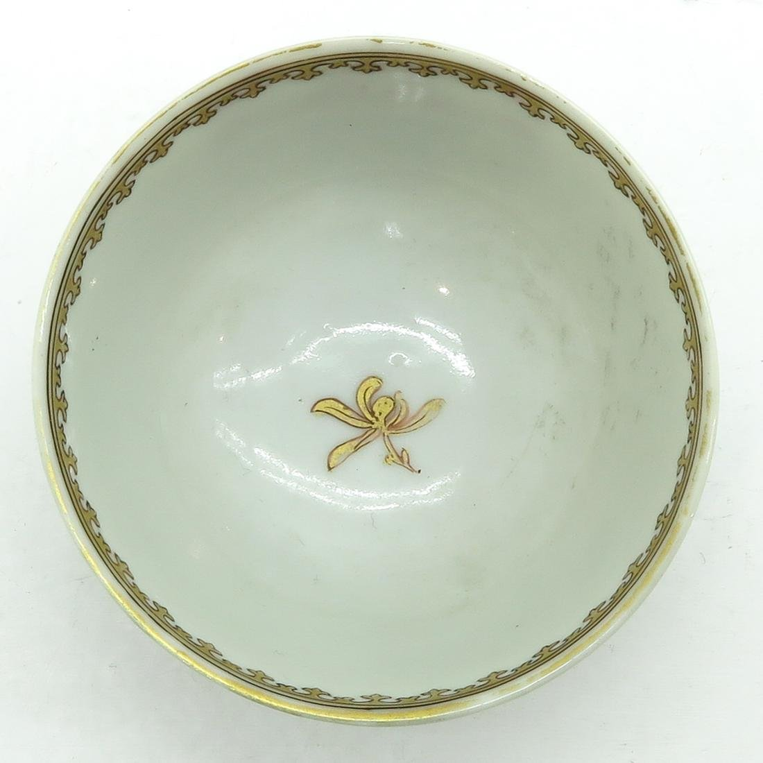 Armorial Cup - 5
