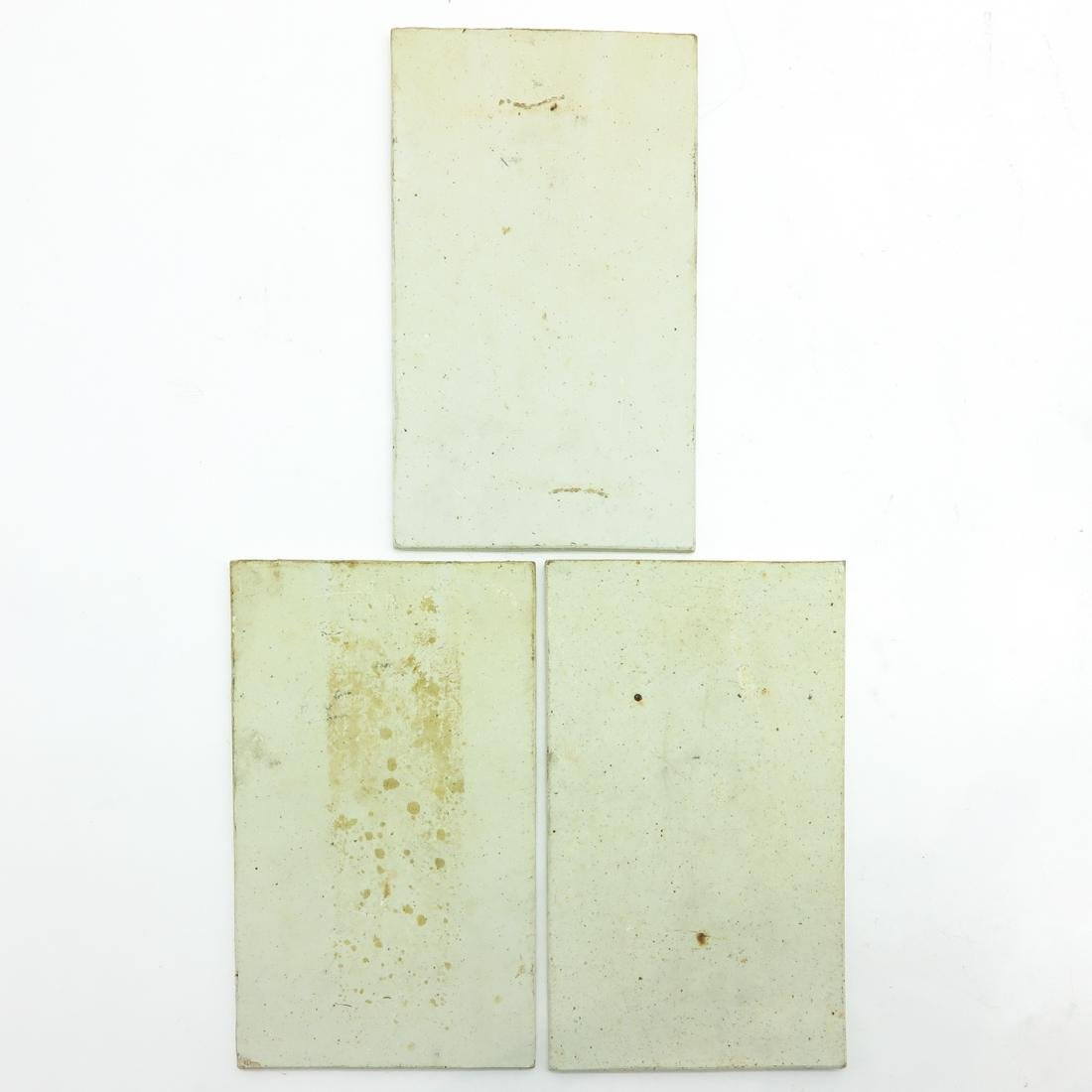 Lot of 3 Tiles - 2