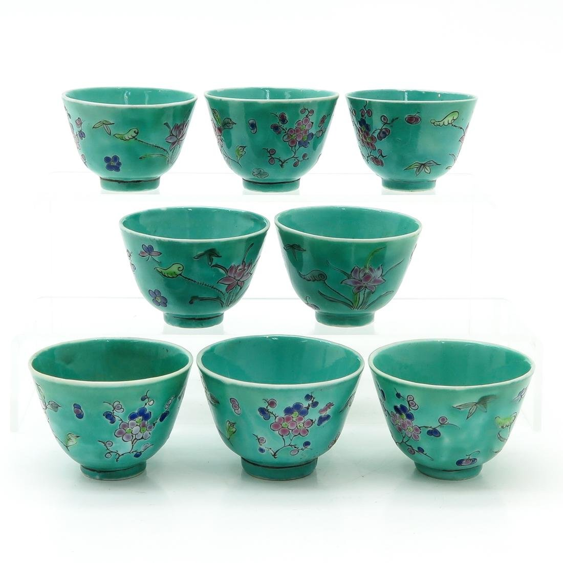 Lot of 8 Cups - 3
