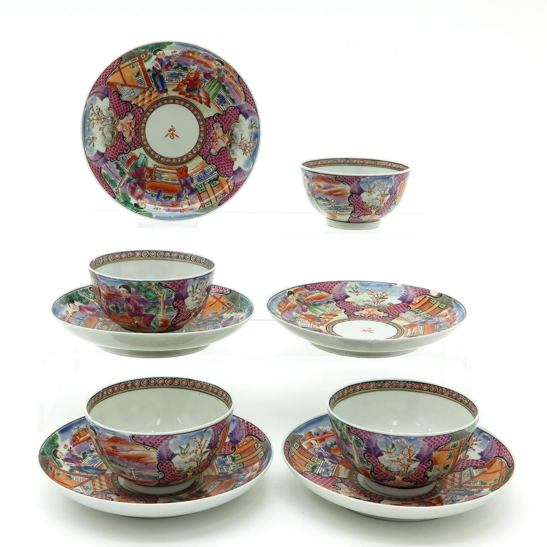 Lot of Cups and Saucers - 4