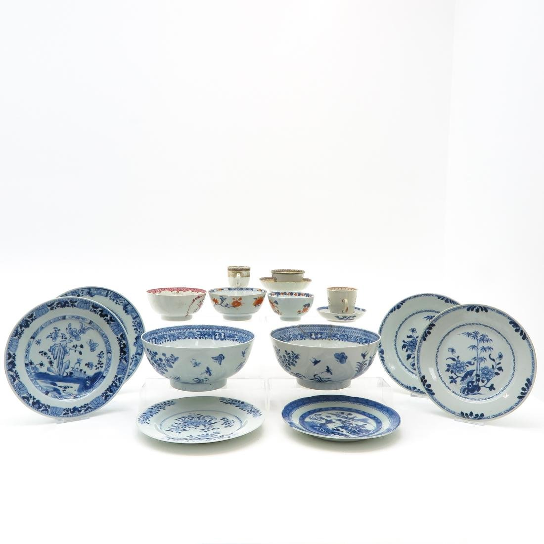Diverse Lot of Porcelain - 2