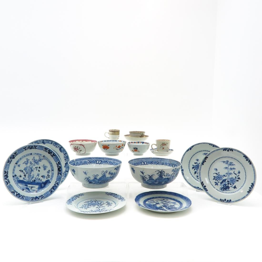 Diverse Lot of Porcelain - 3