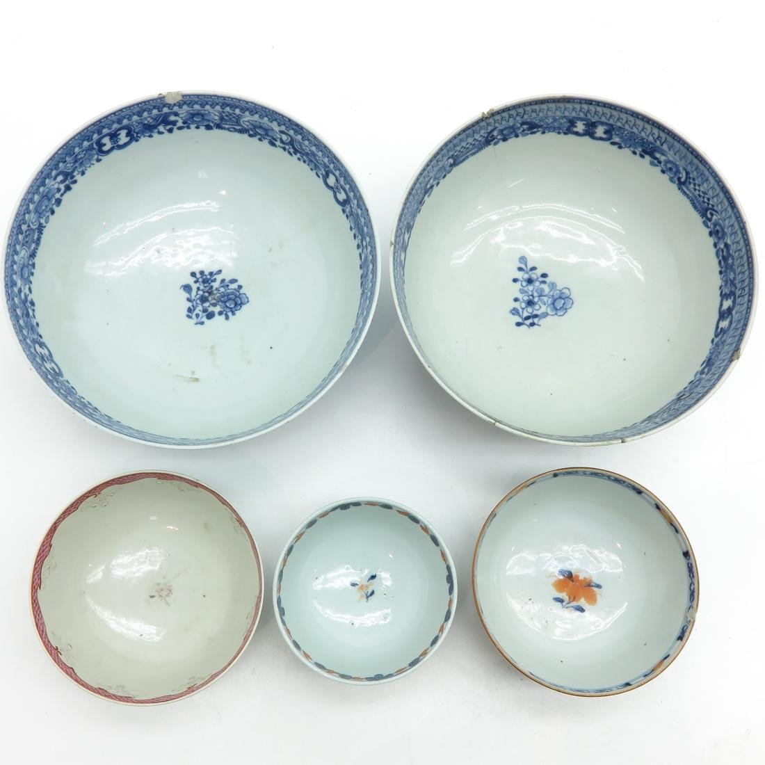 Diverse Lot of Porcelain - 5