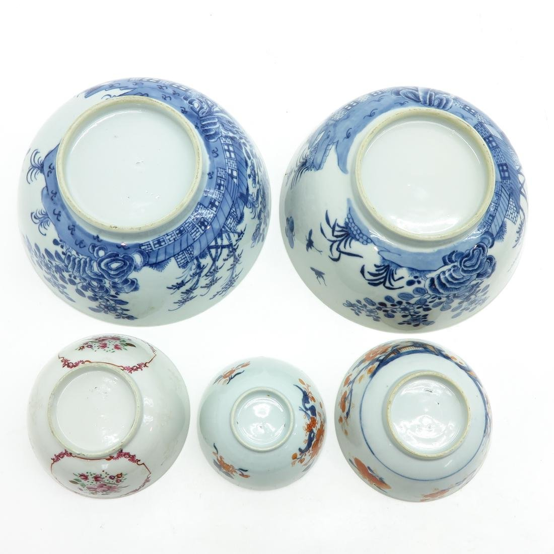 Diverse Lot of Porcelain - 6