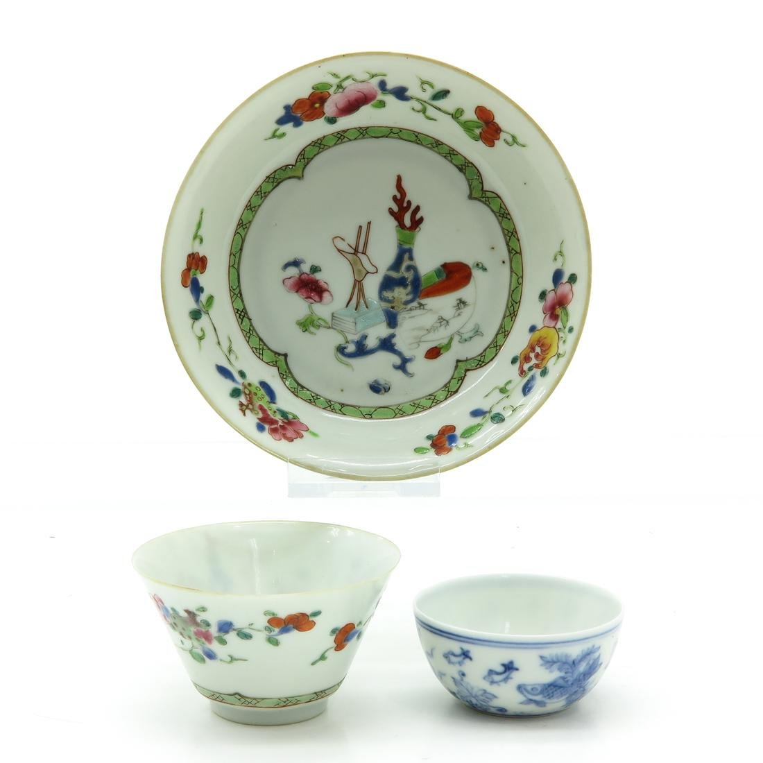 Cups and Saucer - 3