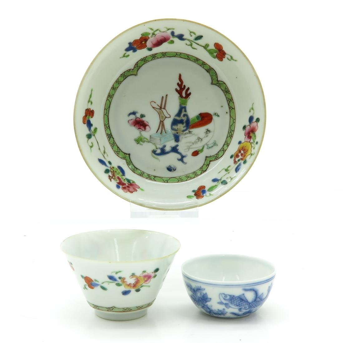 Cups and Saucer - 4