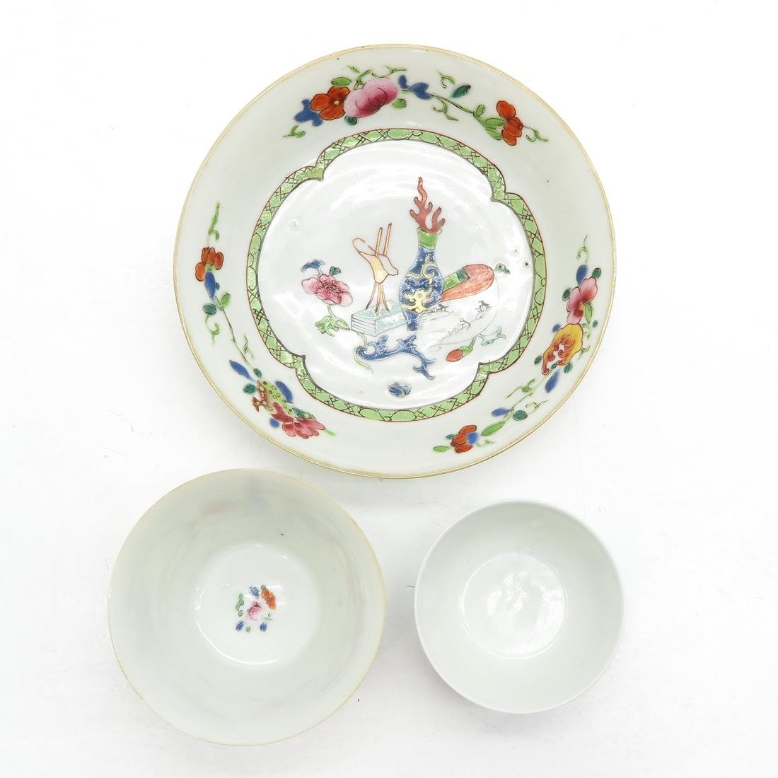 Cups and Saucer - 5