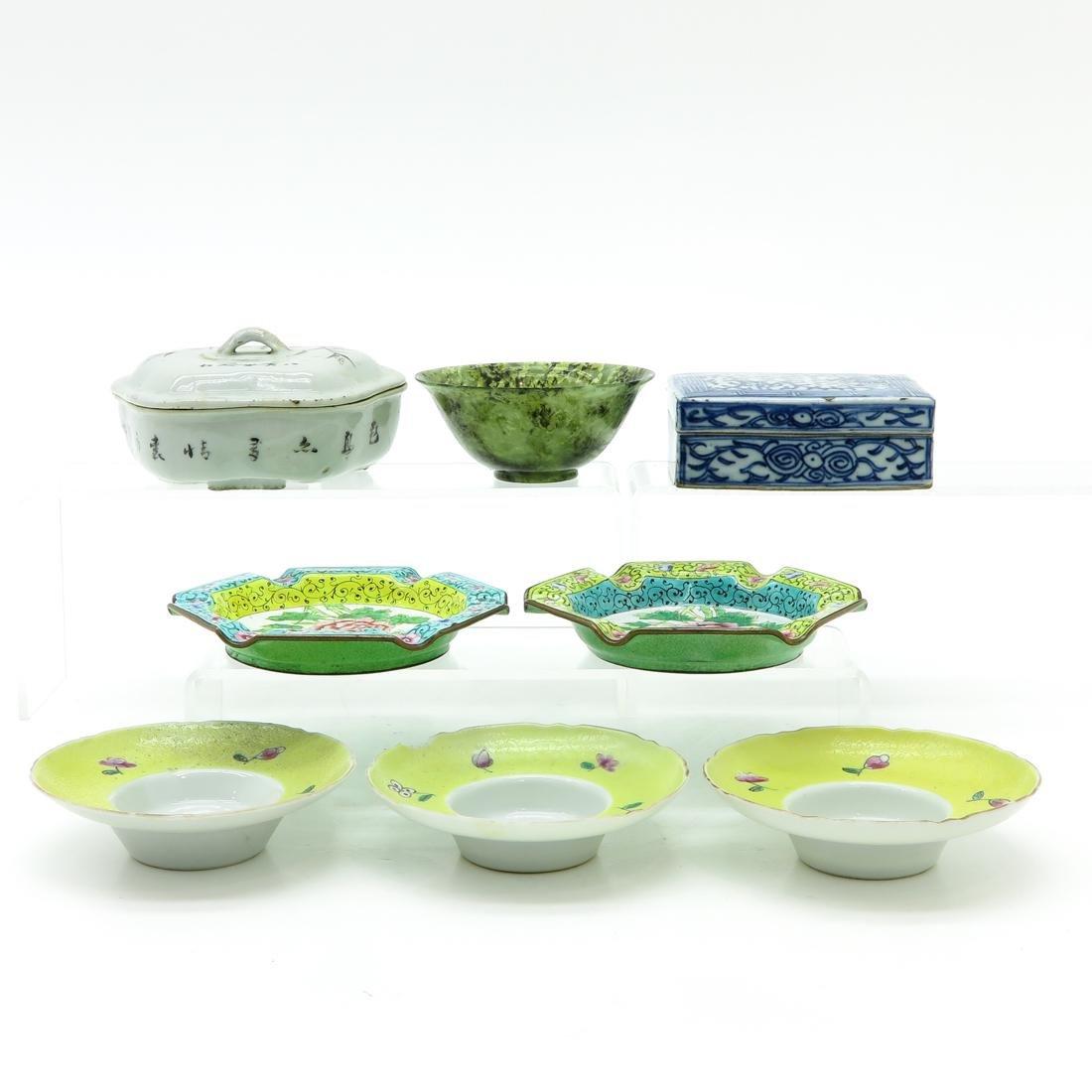 Diverse Lot of Porcelain - 3