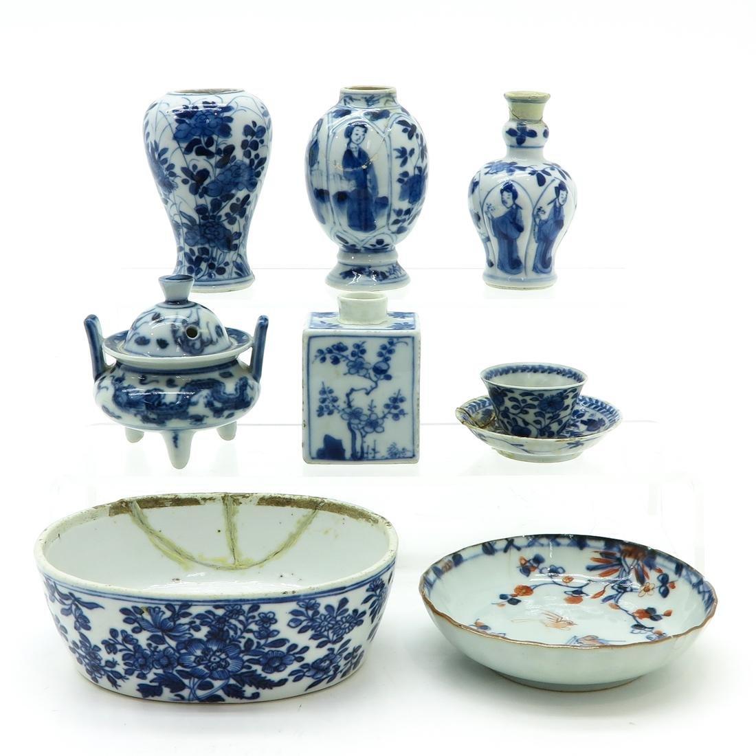 Diverse Lot of Porcelain