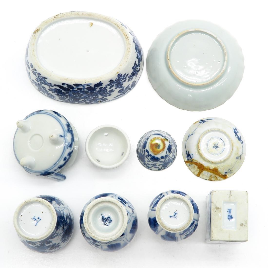 Diverse Lot of Porcelain - 6