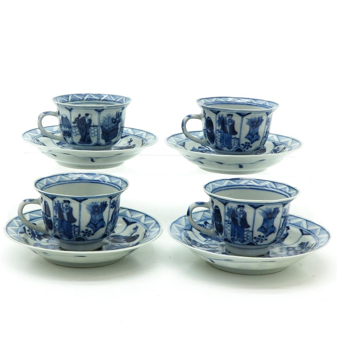 Lot of Cups and Saucers - 3