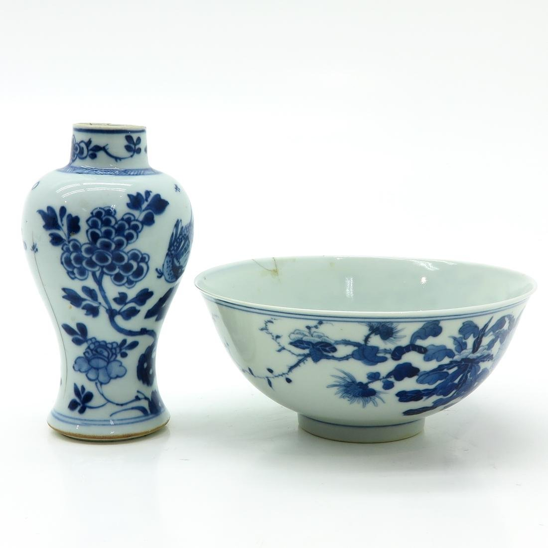 Vase and Bowl - 4