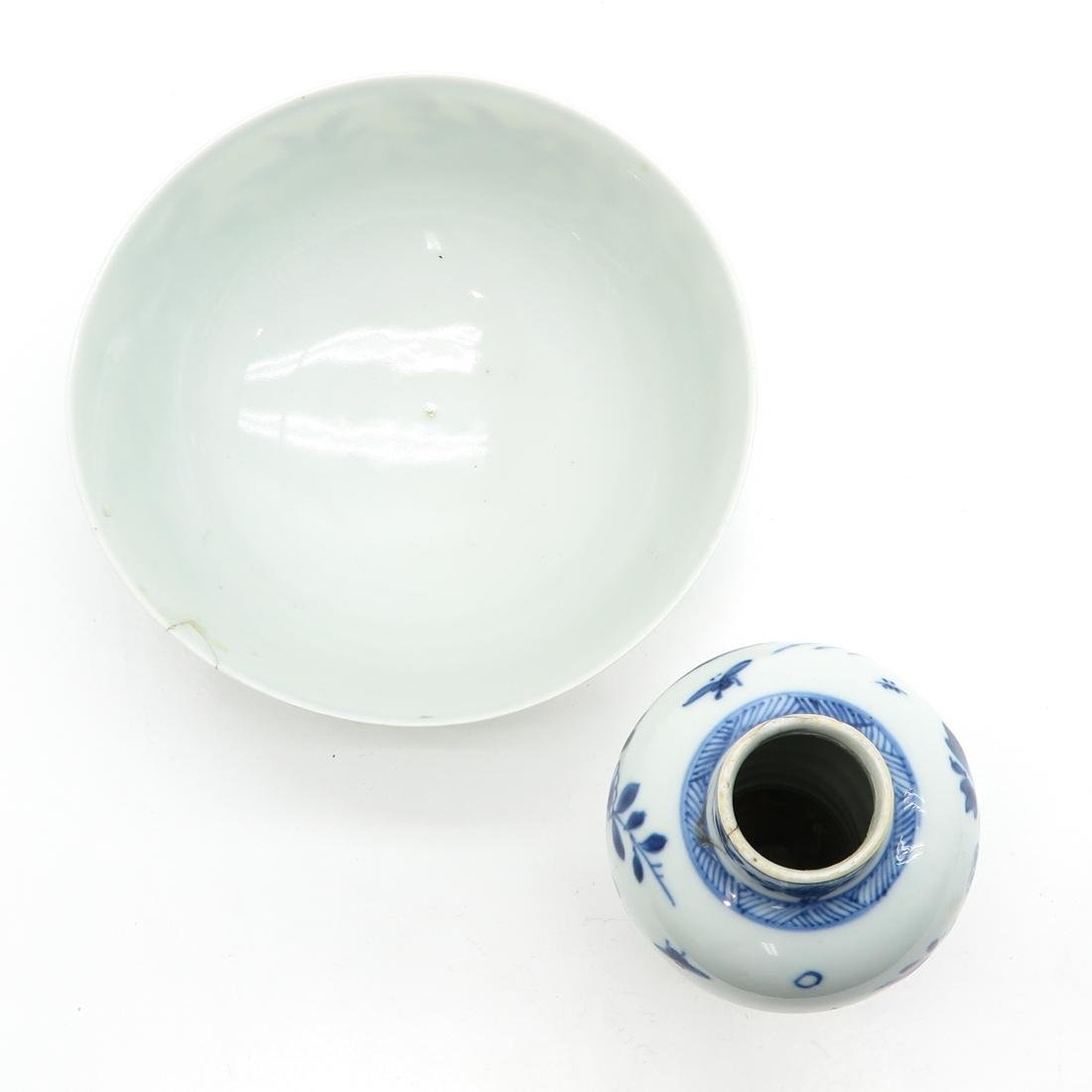 Vase and Bowl - 5