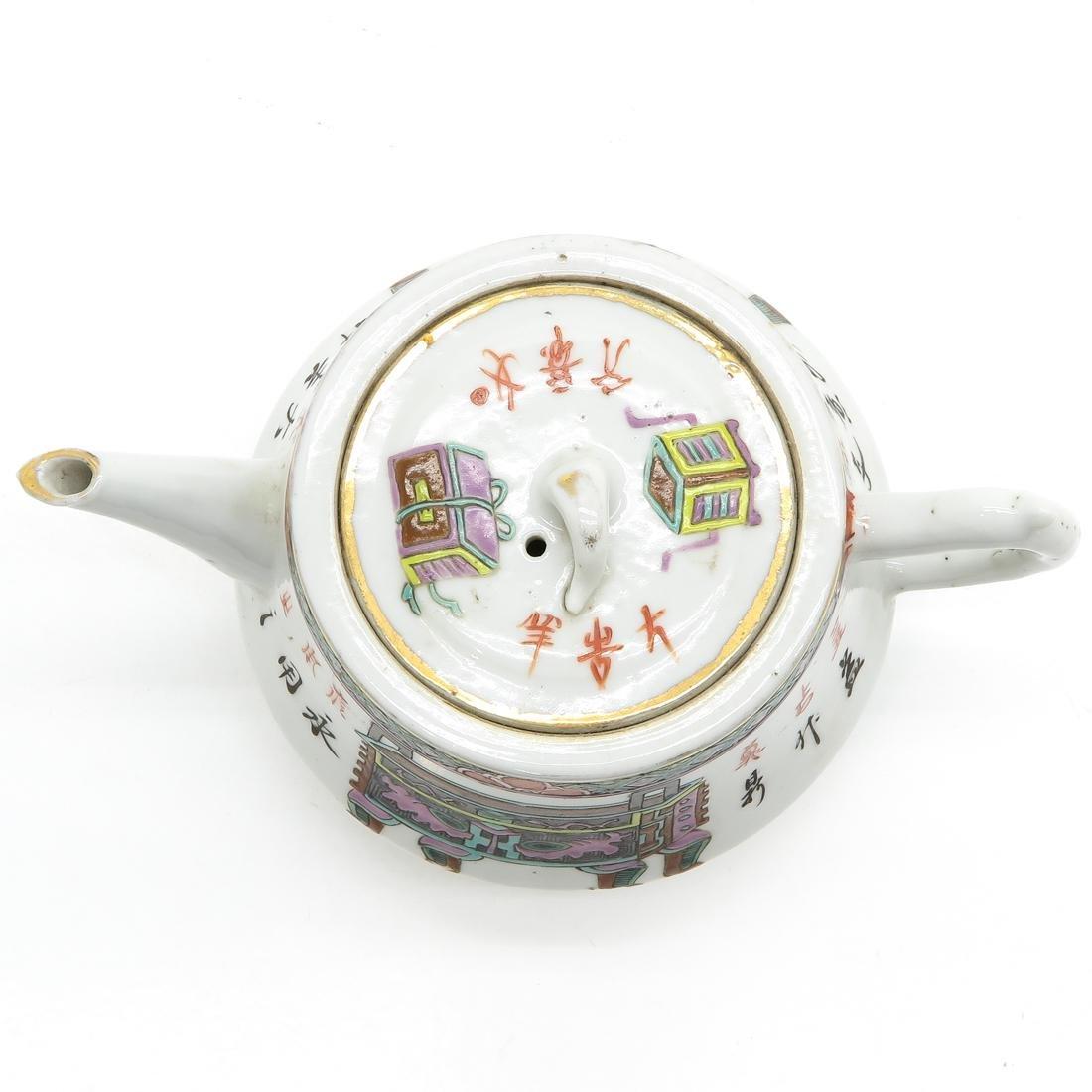 Teapot - 5